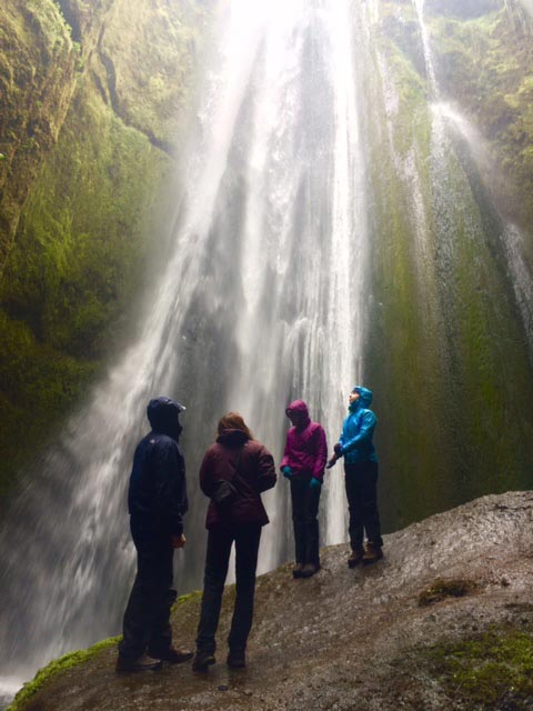 Waterfalls and Volcanos Adventure + Glacier Walk