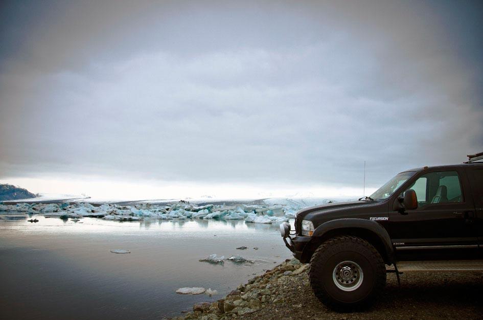 Jökulsárlón Glacier Lagoon & Blue Ice Cave Tour