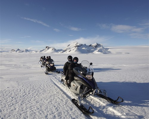 Golden Circle Adventure + Snowmobile