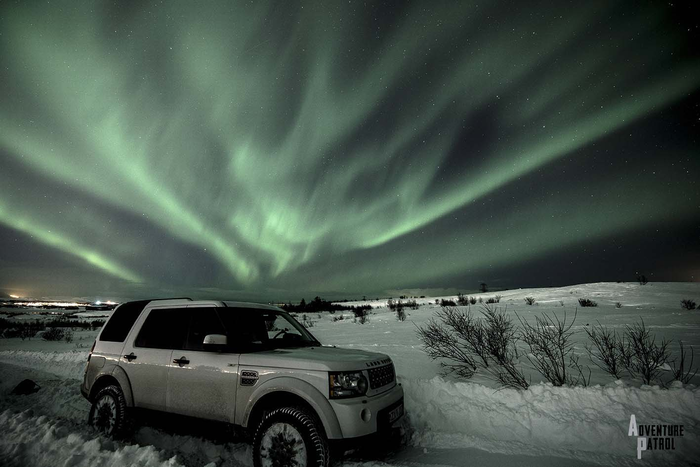 Day Adventures Combined with Northern Lights in the Evening